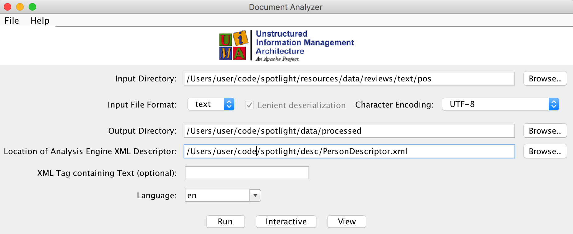 uima-document-analyzer